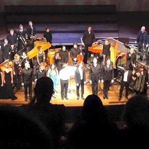 L'Arpeggiata concert in Potsdam (c) Ute Fabricius