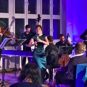 Elisabeth Champollion / Concerto Foscari