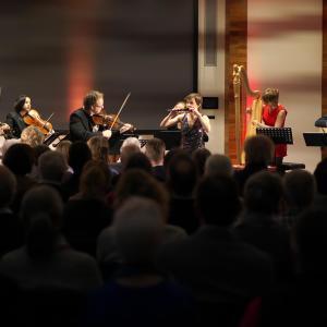 VOLCANIA: Villa Vivaldi in Münster, Foto: Susanne Schulte