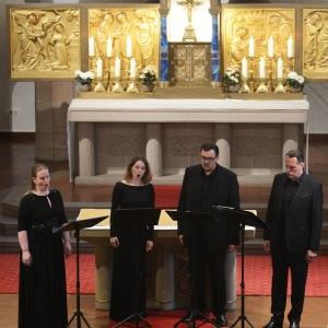 Monteverdi 2017   Foto: Martin Seebald, Pirmasens