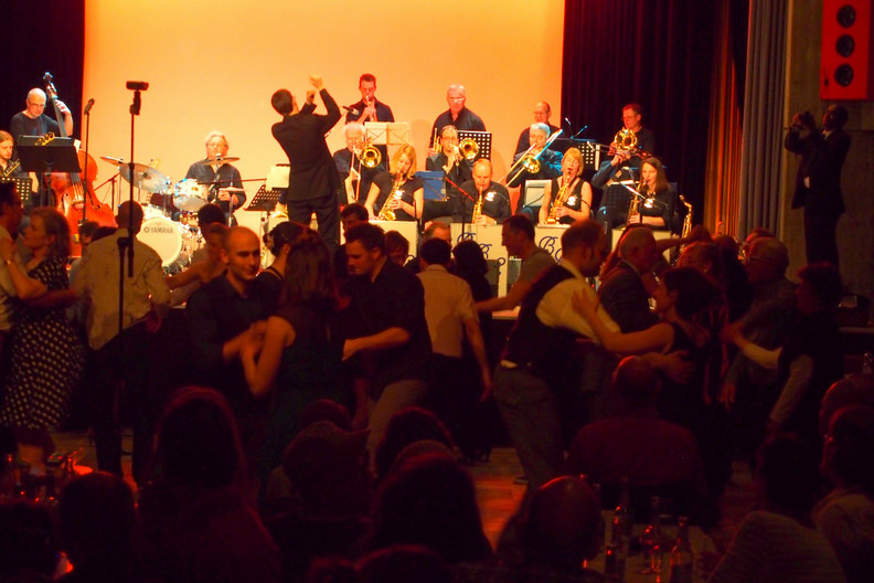 Big Band Langwasser_Julian Schunter_Swing Party 2014