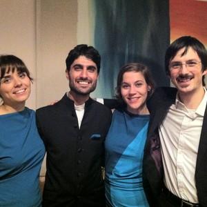 Franciska Hajdu, Alon Sariel, Elisabeth Champollion, Dávid Budai