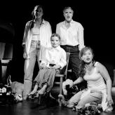 """Szenischer Liederabend """"Was dann? 2.0"""" Bruchwerk Theater Siegen 2021, Fotografin: Irina Mirja"""