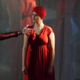 "Sophia Körber als Sidonie in ""Armide"" Göttingen 2015: Foto: Gerhard Brandt"