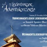 Weihnachtsliederauffrischungsseminar am 3.12.2016 um 16 Uhr in Lindenberg (Prignitz)