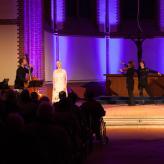 Mit dem Ensemble Megaphon Konzert Bremerhaven 2018