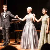 """Soloabend """"Glitter and coloratura"""" mit Yun Qi Wong und Piotr Fidelus, Hannover 2019"""