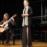 Konzert im Solitär des Mozarteums Salzburg, am 12.01.2017