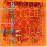 CD mit dem Ensemble Wiener Collage Schönberg Cerha Staar Wysocki Stankovski
