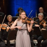 Mit dem Münchener Kammerorchester ©Ole Spata/Joseph Joachim violin competition