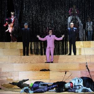 """""""Die Liebe zu drei Orangen"""" 06.01.2019, Nationaltheater Mannheim"""