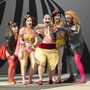 """""""Die Prinzessin von Trapezunt"""" am Theater Baden-Baden- (C) Stephanie Schweigert"""