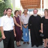 Con S. S. Patriarca Kyrill a Rio de Janeiro