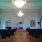 Spiegelsaal des Alten Kurhauses Bad Zwischenahn
