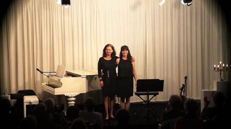 Konzert mit DUO A PIANO