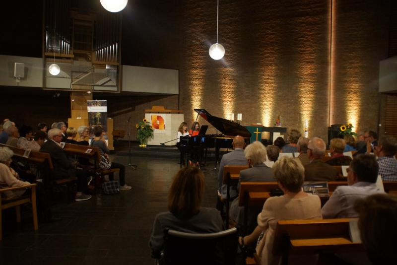 """Konzert """"Voices for Hospices"""""""