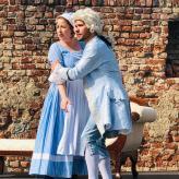 "Uberto in ""La Serva Padrona"" mit Cornelia Marschall"