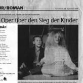 "2000 - Pepíček in ""Brundibár"" von Hans Krása"