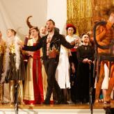 """2018 - Siegfried in """"Die lustigen Nibelungen"""" von Oscar Straus"""