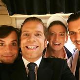 Bye Bye Bar mit Adrian Stern, Eric Hättenschwiler und Rolf Sommer