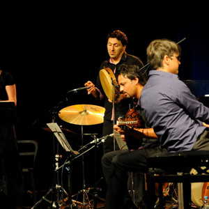 Tamburi Mundi Festival Freiburg, feat. Andi Erchinger, 2012