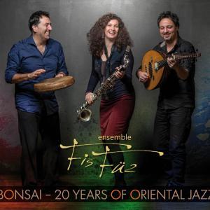 BONSAI - 20 years of oriental jazz