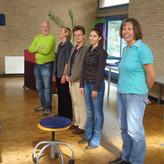 Probenwochenende in Bremen, September 2012
