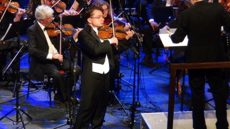 Sergei Bolotny violin VKSO