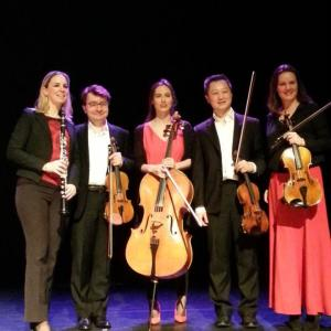 Mozart Clarinet Quintet NNO