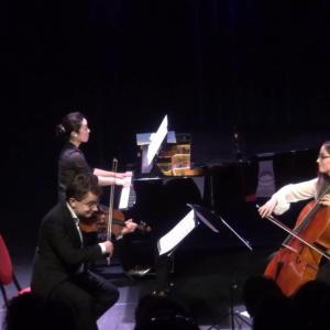 Piano Trio Classique Sergei Bolotny Noelle Weidmann Keiko Sakuma