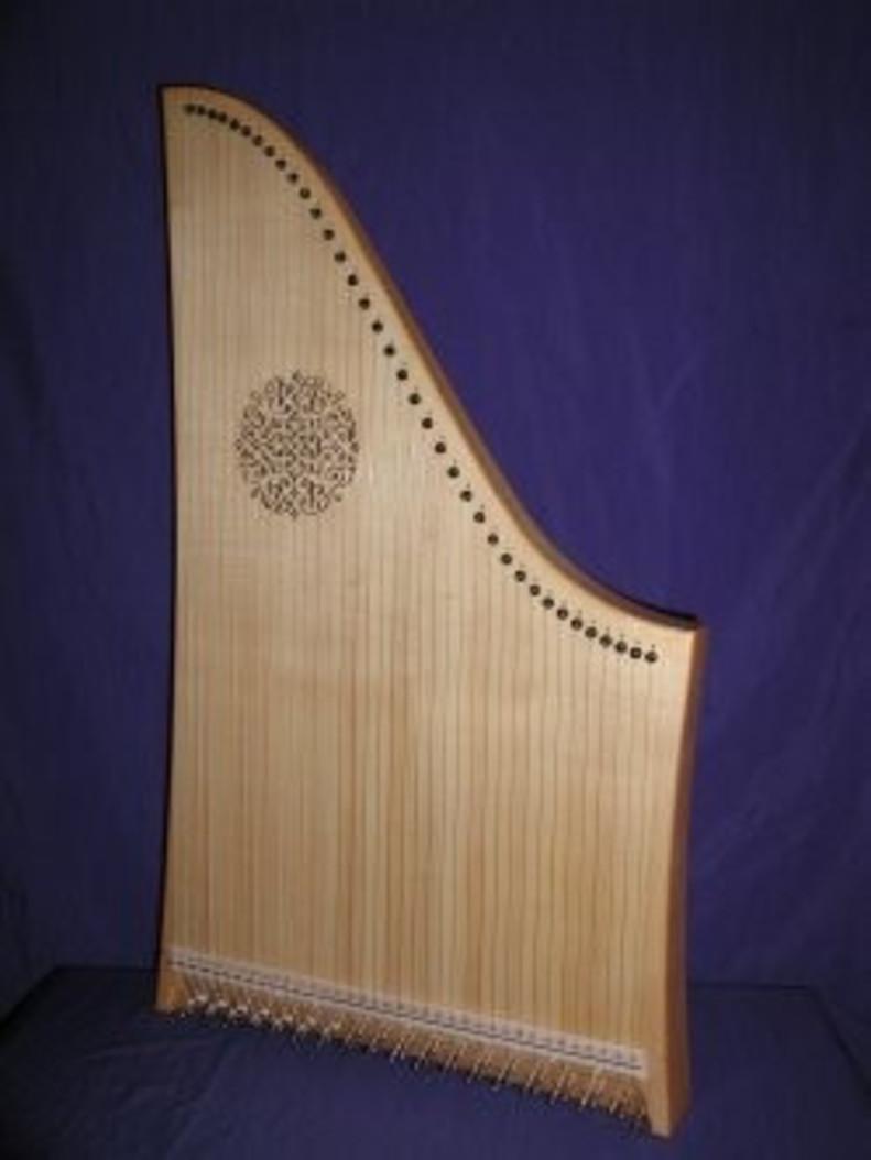 Solo-Harfe