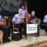 Gasthaus Waldheim Fürstenaubruck mit Gastmusikantin Ulla