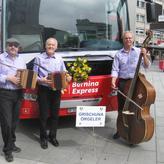 Einweihung Bernina-Express Bus in Chur