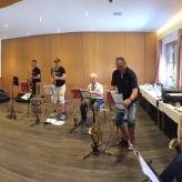 Saxophon Workshop  auch für Späteinsteiger, Sound verbesseren, Effekte, Improvisieren, Kurse für Anfänger und Fortgeschrittene im schönen Altmühltal