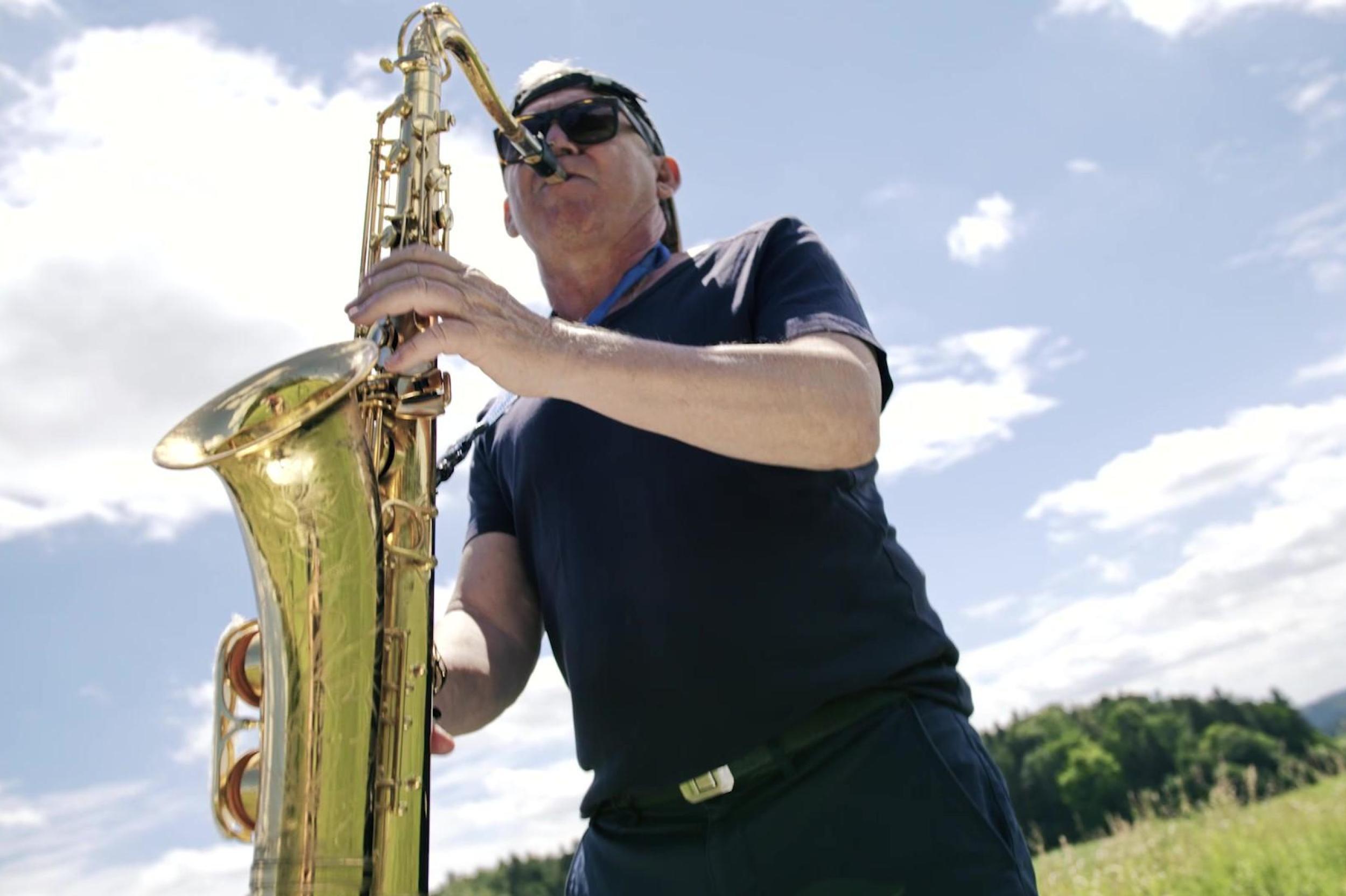 Stefan Lamml Saxman on Youtube Backingtracks Playalongs Sax Workshop Sax Coaching Clarinet Coaching