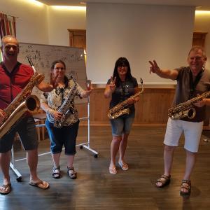 """"""" Sax Workshop mit Sax Master Stefan Lamml"""" www.stefan-lamml.de/sax-workshop"""