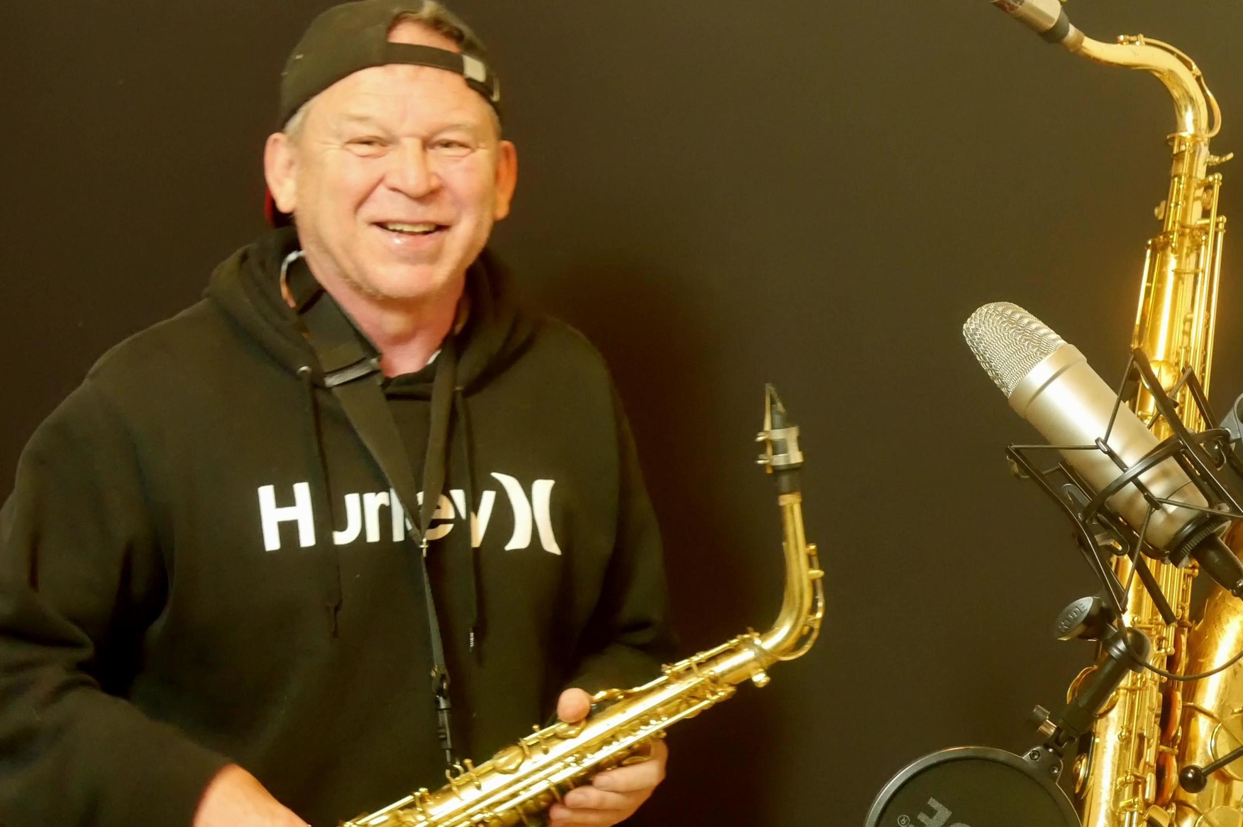 """Christmas""- Backingtracks Playalongs Saxman Stefan Lamml  ""Weihnachtslieder""- für Saxophon"