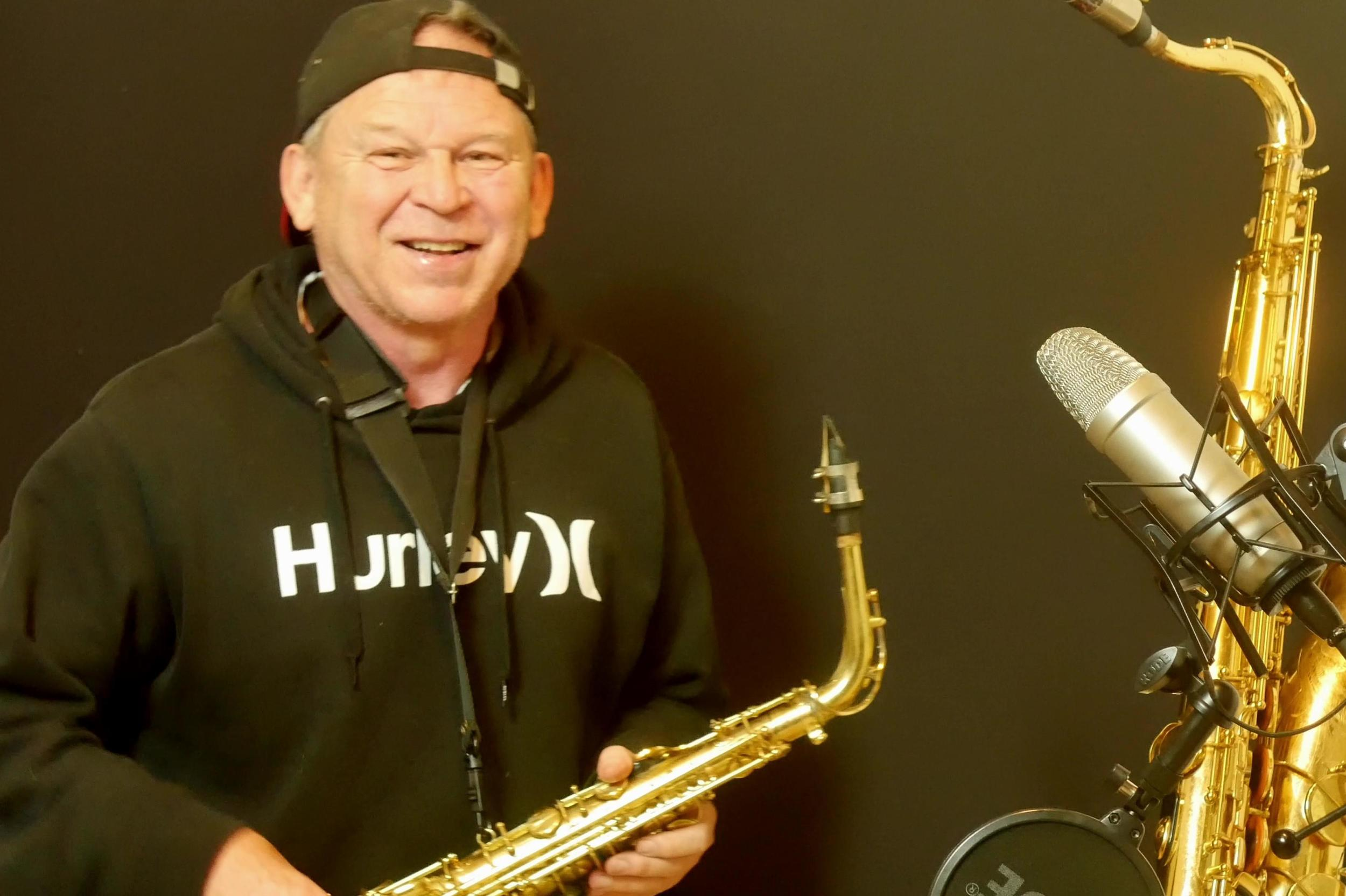 Stefan Lamml Sax Master Saxman Sax Coach