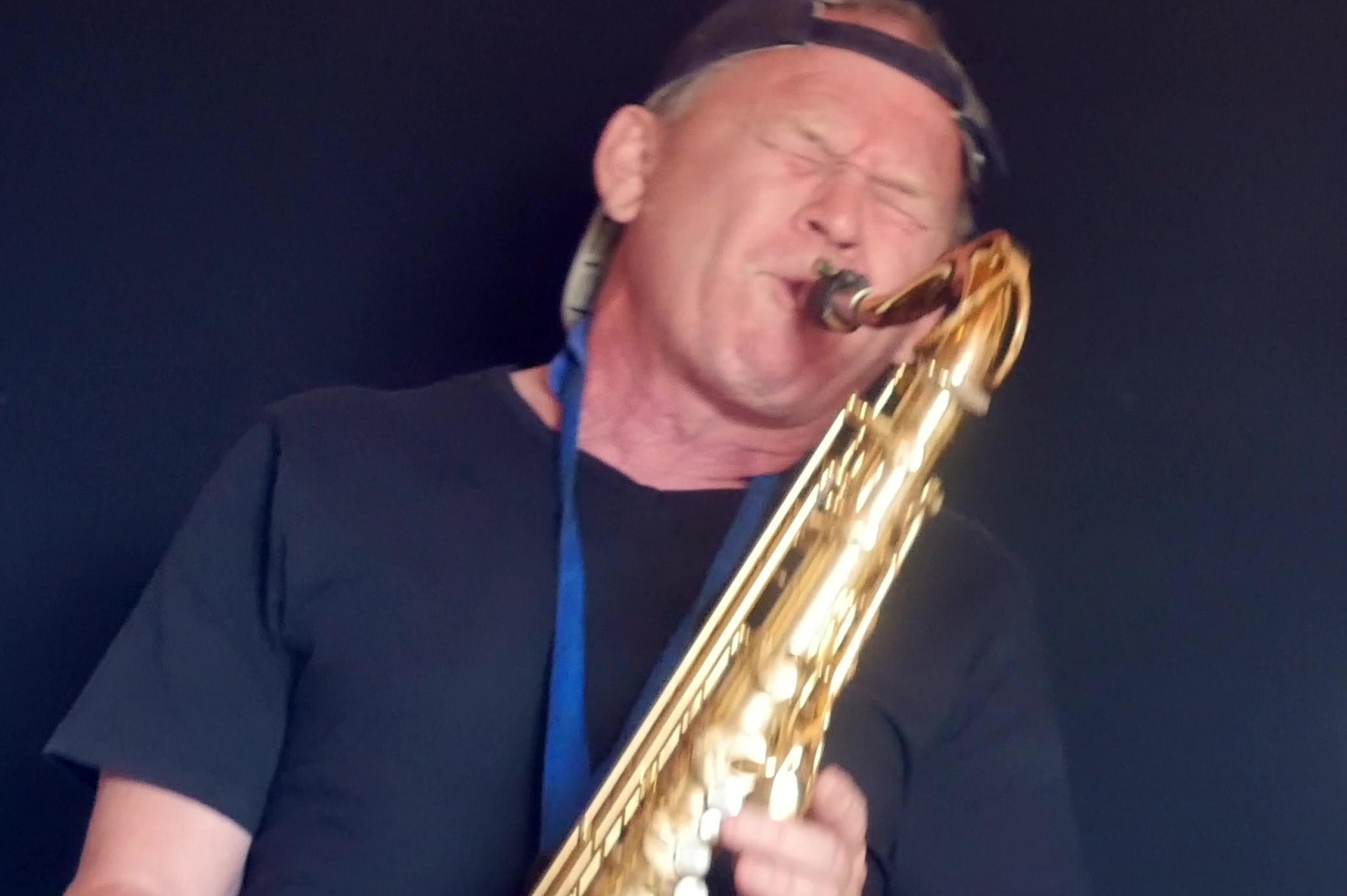 Sax Caoch Stefan Lamml Backingtracks Play alongs Saxophon Workshops