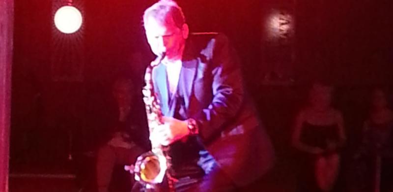 Stefan Lamml Saxophon-Solist