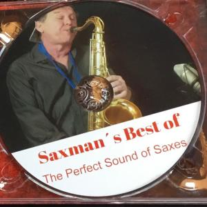 Saxman`s best of Sound of Saxes