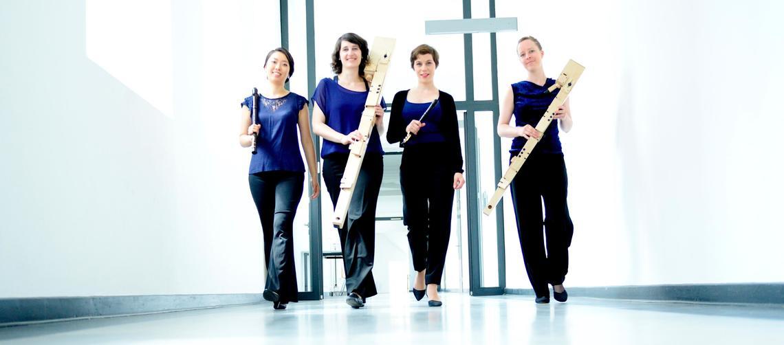 Boreas Quartett Bremen (c) Elisa Meyer
