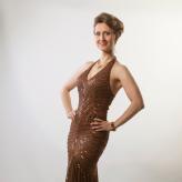 Katja Bördner   Portrait für Operette