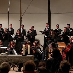 Bach:vokal (Januar 2013, Foto: Christian Hass)