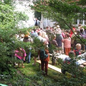 Rosenhaus-Sommerfest auf Wangerooge