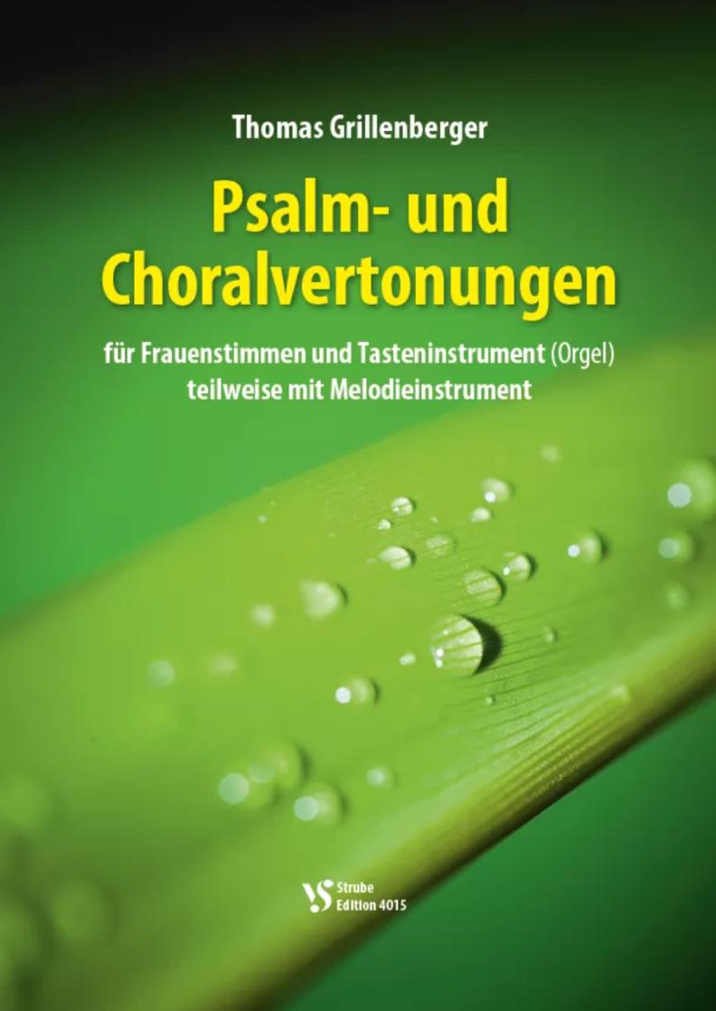 Psalm-und Choralvertonungen