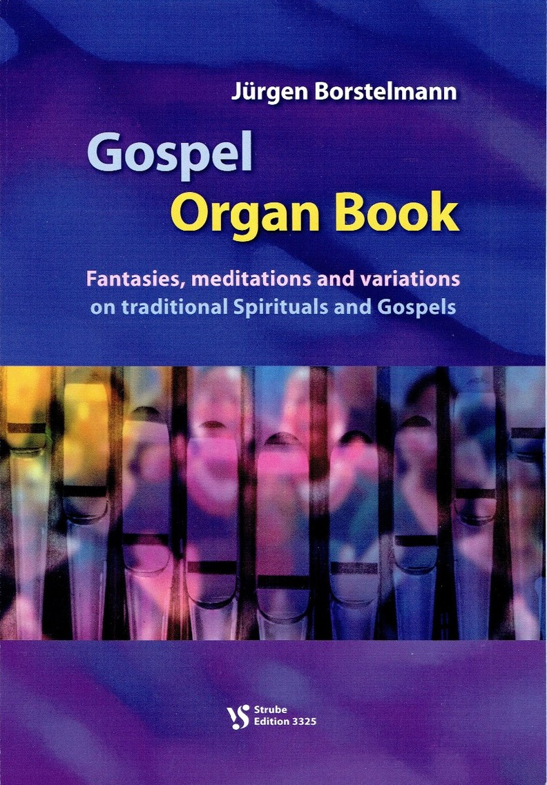 Gospel Organ Book