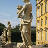 Skulptueren im Schlossgarten