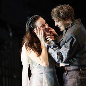 Iphis | Junge Oper Hannover (Ylva Stenberg, Ianthe; Anna Schaumlöffel, Iphis) | © Thomas M. Jauk | 2019