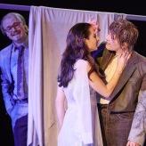 Iphis   Junge Oper Hannover (Uwe Gottswinter, Lidgus; Ylva Stenberg, Ianthe; Anna Schaumlöffel, Iphis)   © Thomas M. Jauk   2019